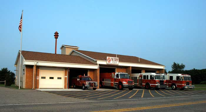 Elba Fire and Rescue Station 1