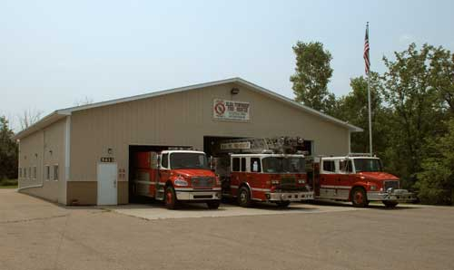 Elba Fire and Rescue Station 2